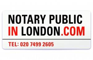Notary Public In London